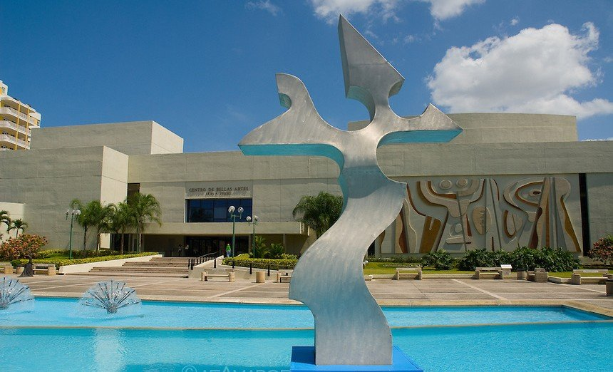 Performing Arts Center, Puerto Rico