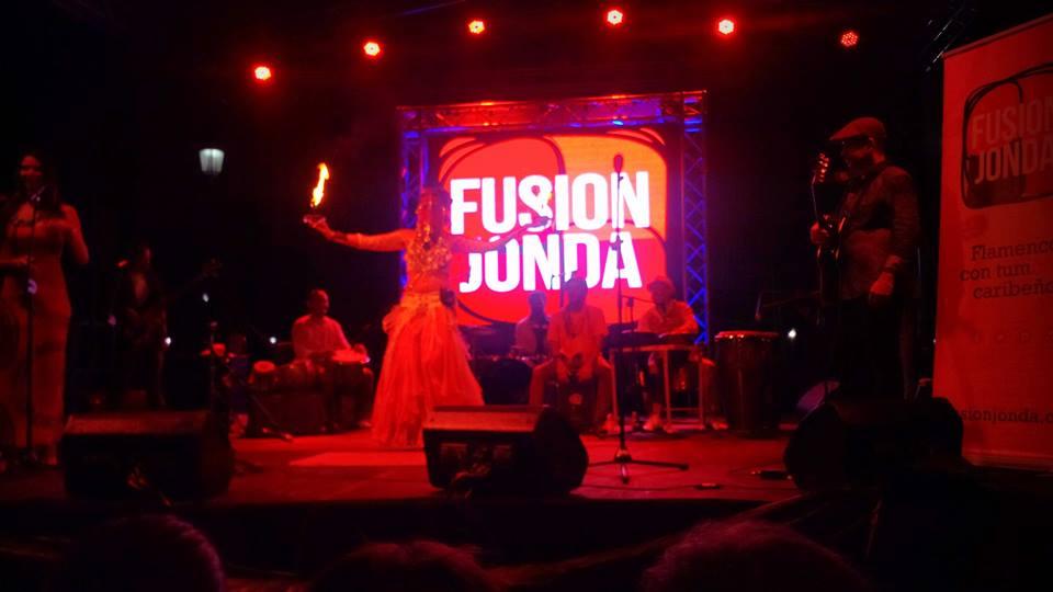 Fusion Jonda Festival de la Hispanidad 2014