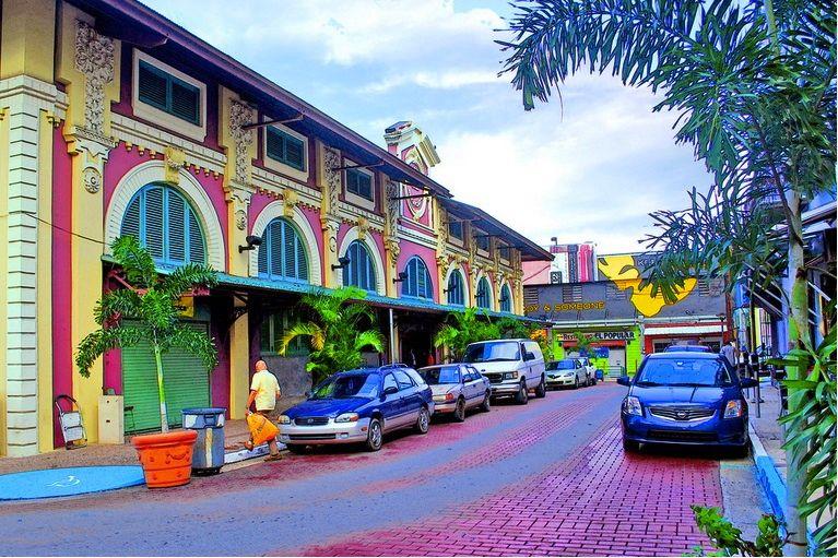 La Placita Restaurants San Juan