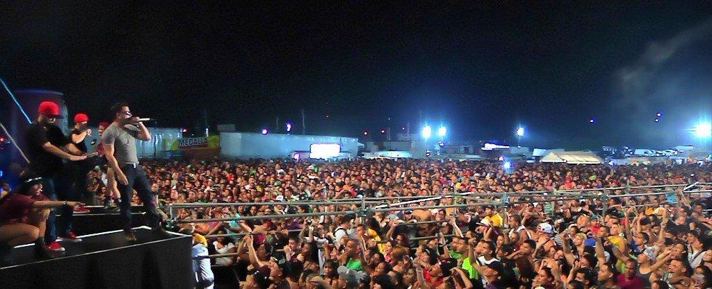Guaya Guaya Event Reggaeton