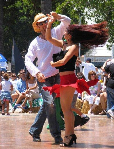 Puerto Rico Salsa Dancing