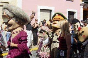 Cabezudo Doña Fela