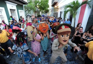 Calendario de Actividades Artísticas en Fiestas de la Calle San Sebastián