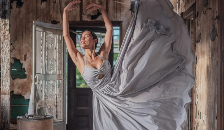 Powerful Photos of Ballet Dancers in Puerto Rico 5 Months After Hurricane Maria