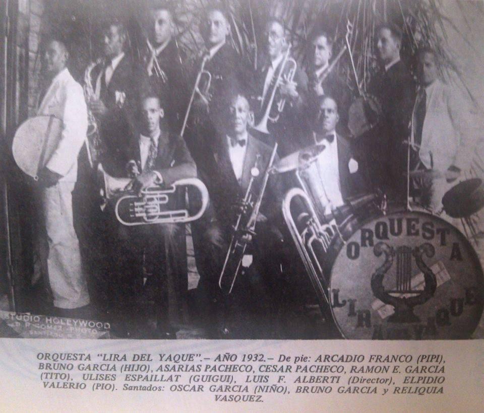 Foro de la orquesta dominicana Lira de Yaque