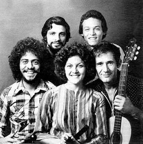 Foto de la agrupación musical Haciendo Punto en Otro Son