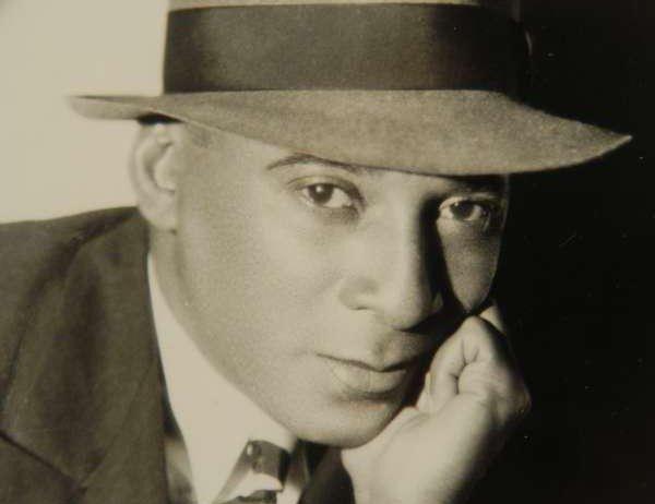 Retrato de Rafael Hernández Marín
